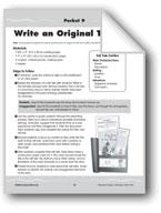 Write an Original Tall Tale