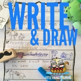 Write and Draw Game