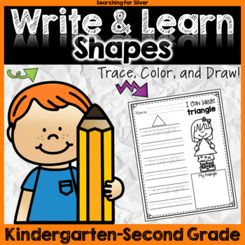 Write and Learn: Shapes