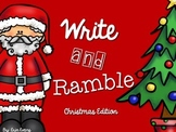 Write and Ramble - Math and Literacy Write the Room (Chris