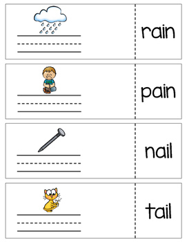 Write and Reveal {vowel teams}