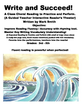 Write and Succeed!  Choral Reading