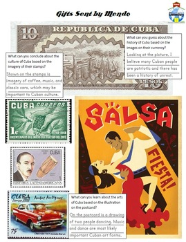 Write and Translate Letters in Spanish & Learn about Cuban Music