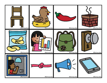Write and Wipe Blends and Digraphs Activity Mat