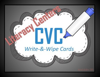 Write and Wipe CVC Cards