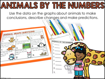 Write and Wipe Graphs and Data Second Grade