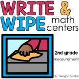 Write and Wipe Measurement Second Grade