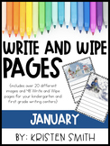 Write and Wipe Pages- January