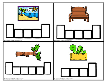 Write and Wipe Phonics: Ending Digraphs Set