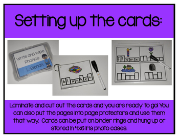 Write and Wipe Phonics: Long Vowel Sounds of Y Set
