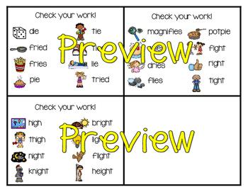 Write and Wipe Phonics: Long Vowel Teams Bundle