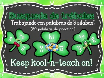 Write around the room/Busqueda de palabras-Spanish