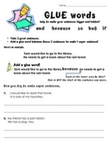 Compound Sentences Get Better with a Little Bit of Glue!