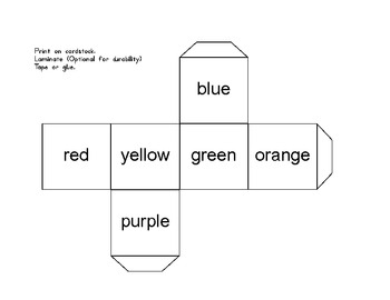 Write by Color