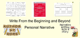 Write from the Beginning: Personal Narrative