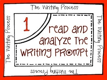Write from the Beginning Writing Process
