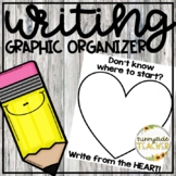 Write from the Heart - Graphic Organizer