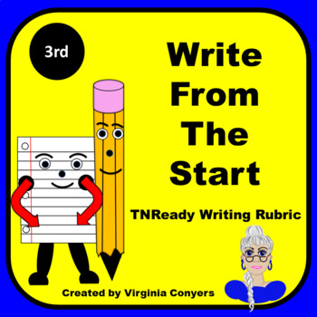 Write from the Start 3rd Grade