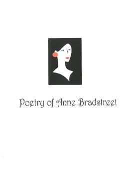 Write like Anne Bradstreet
