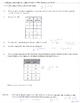 Write linear function y=mx+b table equation situation bucket pool mx+b