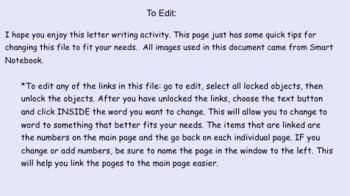 Write names