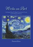 Write on Art