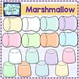 Write on Marshmallow Clip art
