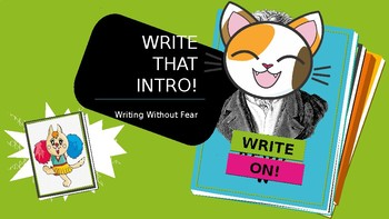 Write that Intro!