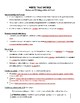 Write that Intro! Guided Notes