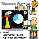 Fractions MOVE IT!