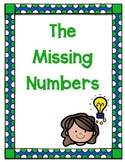 Write the Missing Number