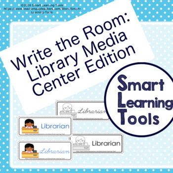 Write the Room: Library Media Center Edition