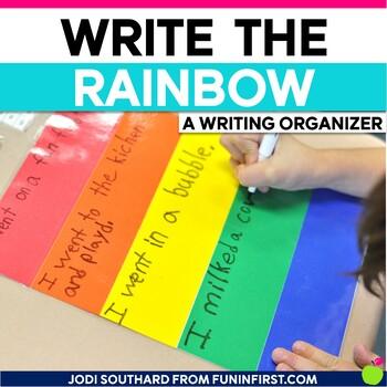 Write the Rainbow (An Organizational Tool for Writing)