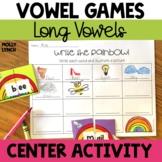 Write the Rainbow {Long Vowel Match-Ups}