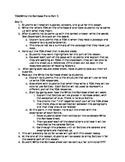 Write the Rainbow TDA Lesson Plans