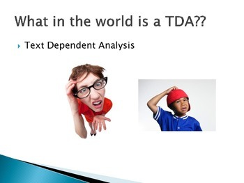Write the Rainbow TDA Response Strategy