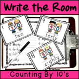 Write the Room - 100's Day (Counting by 10's)
