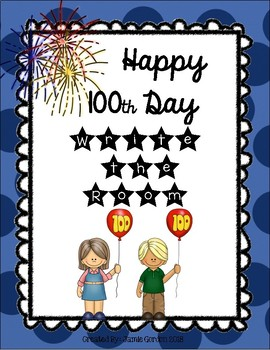 Write the Room - 100th Day