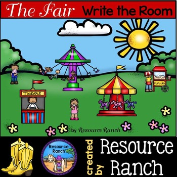 Write the Room The Fair