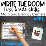 Write the Room 1st Grade: April