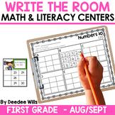 Write the Room 1st Grade: August & September