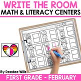 Write the Room 1st Grade: February
