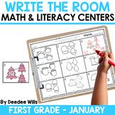 Write the Room 1st Grade: January
