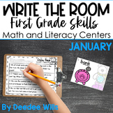 Write the Room 1st Grade: January