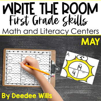 Write the Room 1st Grade: May