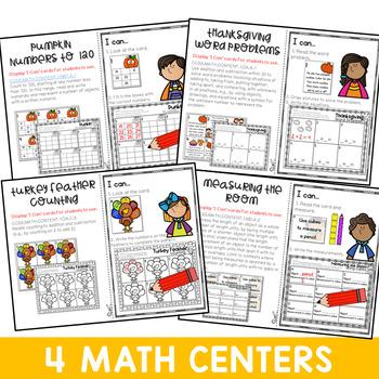 Write the Room 1st Grade: November