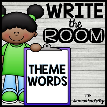 Write the Room - Themes