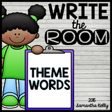 Write the Room Bundle - Themes