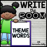 Write the Room Bundle - Themes