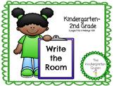 Write the Room Sheet